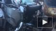 Под Красноярском микроавтобус протаранил экскаватор: ...