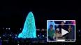 Барак Обама зажег Рождественскую елку
