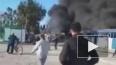 Утром в Адлере горел рынок на площади 800 квадратных ...