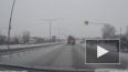 В сети появилось видео массового ДТП под Воронежем, ...