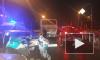 На пересечении Солидарности и Кржижановского автобус протаранил такси