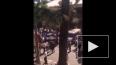 Появилось видео штурма оппозицией здания МВД в Абхазии