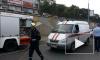 Во Владивостоке пассажирский автобус перевернулся и рухнул на остановку, пострадали люди