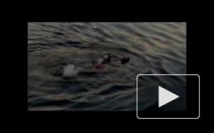 Моряки спорили, доплывет ли до берега Невы пьяная девушка