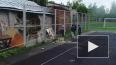 В Смоленске на территории лицея кирпичная стена обрушилась ...