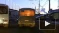 В Нижнем Новгороде загоревшийся автобус попал на видео