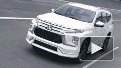 Mitsubishi представила обновленный внедорожник Pajero Sport для России