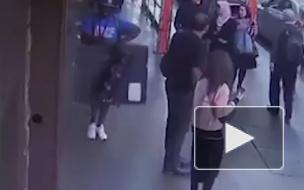 """Сан-Франциско: Опубликовано видео кражи картины Сальвадора Дали """"Горящий жираф"""""""