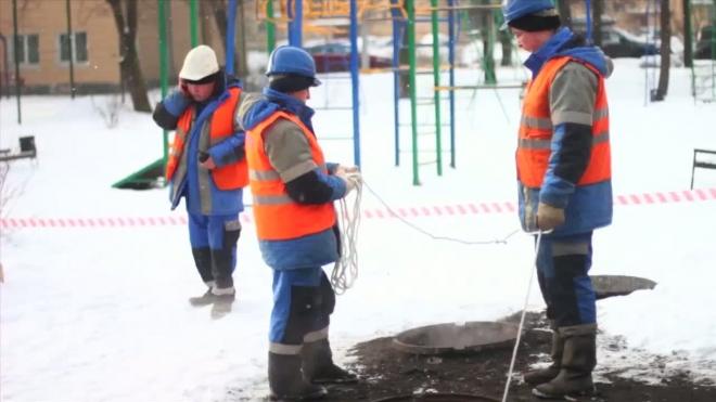 Энергетики справились с учебной аварией в Кировском районе за считанные минуты