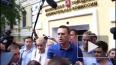 Навального доставили в больницу с острой аллергической ...