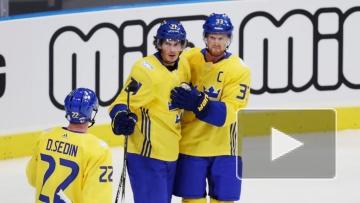 Россия уступила шведам в стартовом матче на Кубке мира