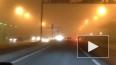 На Таллинском шоссе водитель сбил светофор, ограждение ...