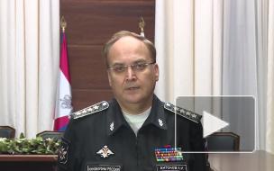 Антонов заявил, что Россия готова помочь США в борьбе с коронавирусом