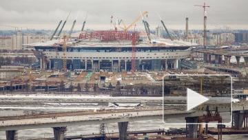 "Стадион ""Зенита"" назвали ""Крестовский"""