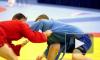 Турнир по тайскому боксу закончился дракой зрителей и стрельбой