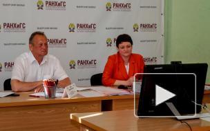 Геннадий Орлов принял выпускные работы у выпускников выборгского филиала РАНХиГС