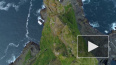 На острове Сувурой сняли на видео уникальное природное ...