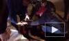Жуткое видео из Москвы: ГАЗель переехала байкера