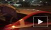 На Российском проспекте байкер сбил пешеходов