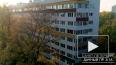 В Кировском районе заканчивается ремонт фасадов домов