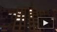 На Кондратьевском полыхала квартира