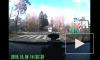 В Сети появилось видео лобового столкновения во Всеволожске