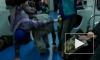 Топ-Метро: Танцоры в подземке Петербурга брейк