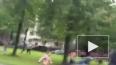 Полиция Петербурга проверит ролик с фанатским побоищем, ...