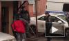 Мигрантов поймали после удара ломом