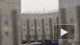Строители сначала установили на петербургскую больницу ...