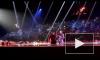 Британская ведущая провалилась сквозь пол во время церемонии вручения премии Teen Adwards