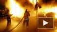 В Невском районе сгорела однокомнатная квартира