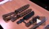 Коллекцию холодного оружия и ружье нашли в квартире на Ленинском проспекте
