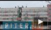 Появились первые видео с места взрыва жилого дома на проспекте Народного Ополчения
