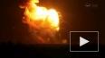 В космосе подожгли грузовой корабль Cygnus