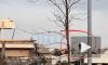 """Спасатели обследуют руины обрушившегосяСКК """"Петербургский"""""""