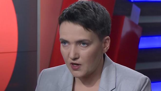 Савченко раскритиковала Россию и США за осуждение украинских радикалов