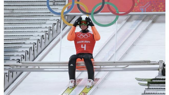 Расписание трансляций Олимпийских игр на воскресенье, 9 февраля