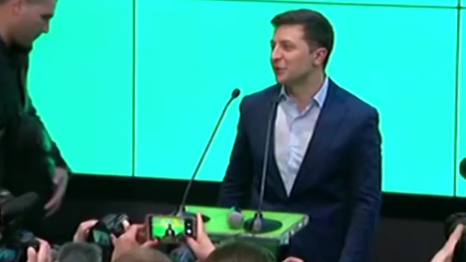 Зеленский пока не собирается распускать Верховную Раду Украины