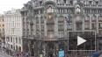 Видео петербургского руфера, пересекающего Невский ...