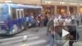 Число пострадавших в столкновении автобуса и маршрутки ...