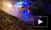 Видео: улица Белы Куна оказалась в пару из-за прорыва трубы