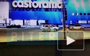 Пьяный водитель устроил массовое ДТП у гипермаркета на Дальневосточном
