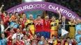Евро-2012. Испания разгромила Италию и второй раз ...