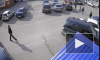 В Кемерово в ДТП арматура пробила лобовое стекло иномарки