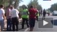 В Турции перевернулся автобус с туристами из России