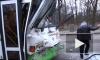 7 человек пострадали при лобовом столкновении автобуса и маршрутки в Пушкине