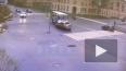 Автобус протаранил авто на пересечении улиц Зайцева ...