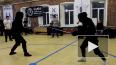 Спортсмены оголили свои длинные мечи в Петербурге