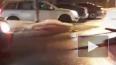 Видео: водитель ехал по встречке на съезде с ЗСД у Красн...